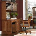Riverside Furniture Cantata Traditional 58-Inch Computer Desk