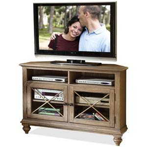 Riverside Furniture Coventry Corner TV Console