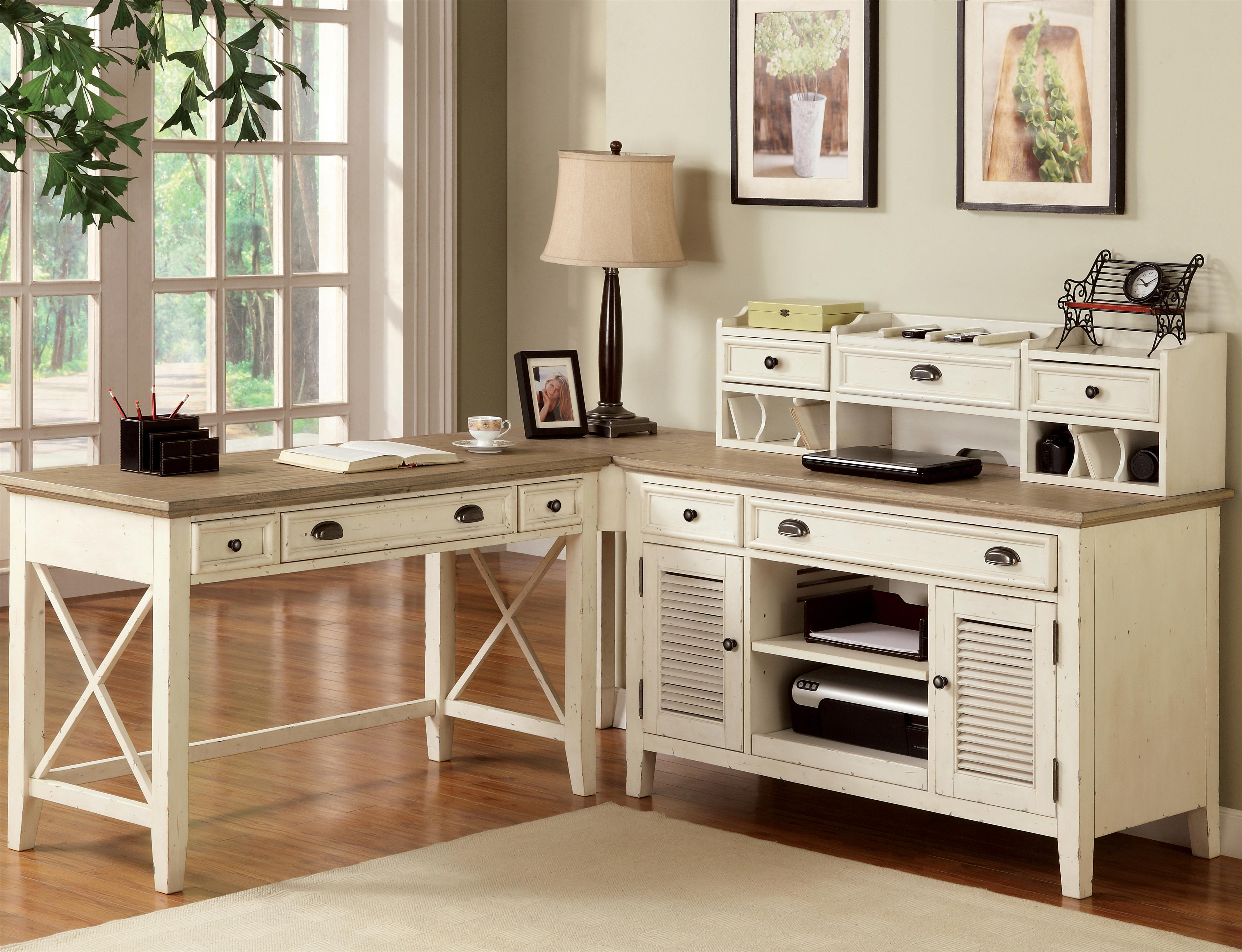 Colored corner desk armoire Doors Credenza Small Hutch Floodoffirecom Shutter Door Credenza Small Hutch By Riverside Furniture Wolf