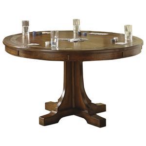 Riverside Furniture Craftsman Home Table