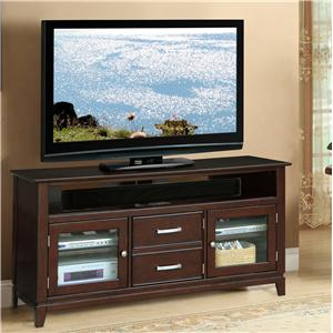 Riverside Furniture Marlowe 60-Inch TV Console