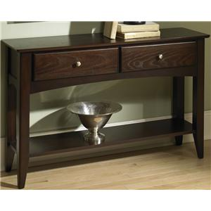 Riverside Furniture Metro II Sofa Table