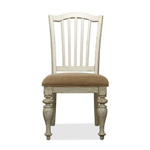 Riverside Furniture Mix-N-Match Chairs Upholstered Side Chair