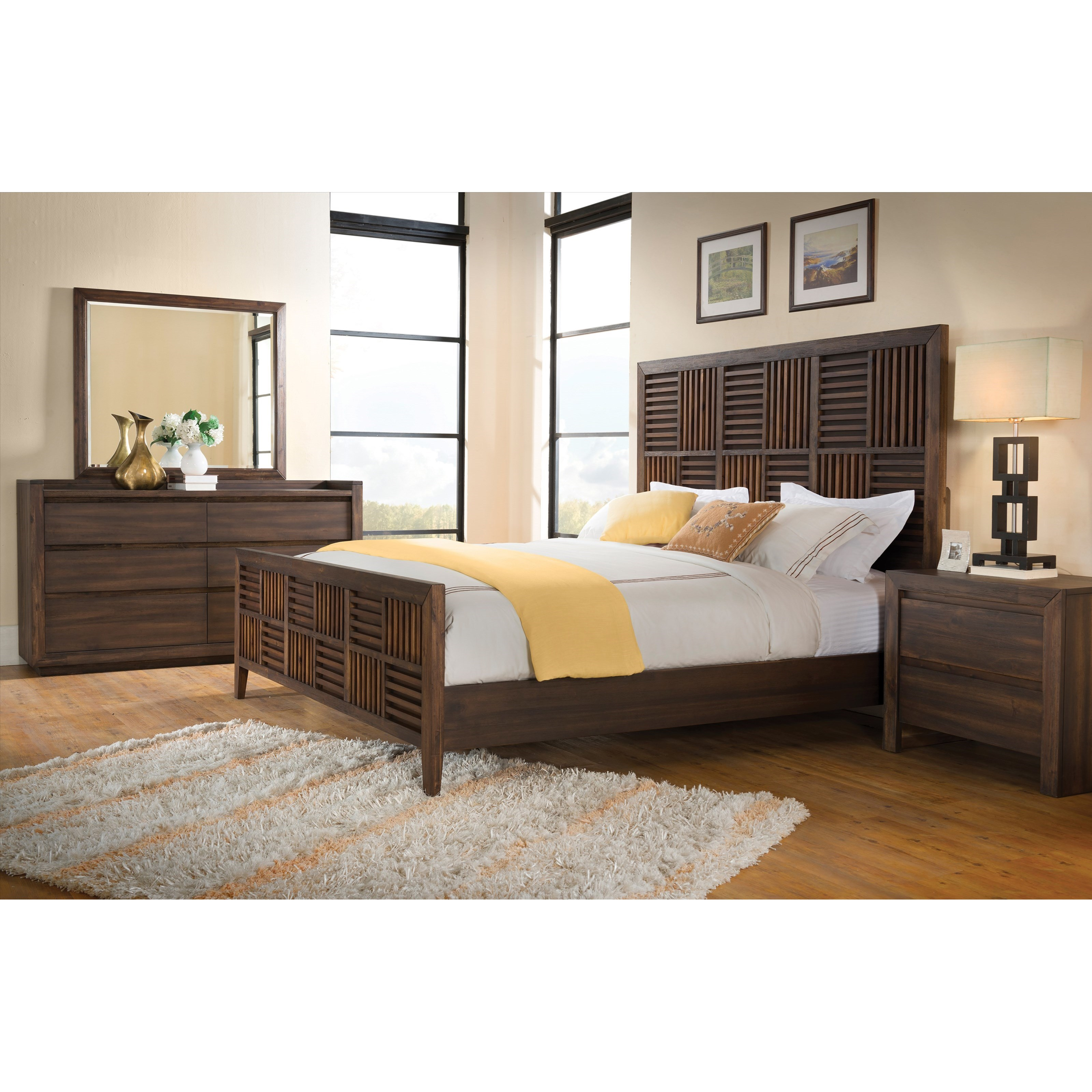 s furniture by mirabelle riverside bedrooms panel humble in bed pin bedroom wood acru