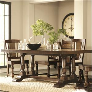 Riverside Furniture Newburgh Rectangular Dining Table