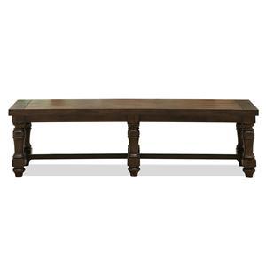 Riverside Furniture Newburgh Bench