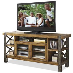 Riverside Furniture Sierra 68-Inch TV Console