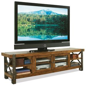 Riverside Furniture Sierra 80-In Tv Console