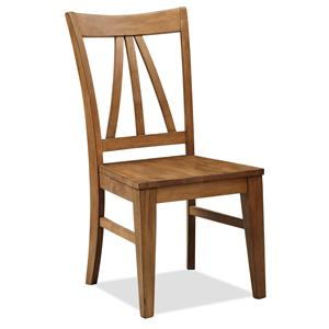 Riverside Furniture Summer Hill Dining Side Chair