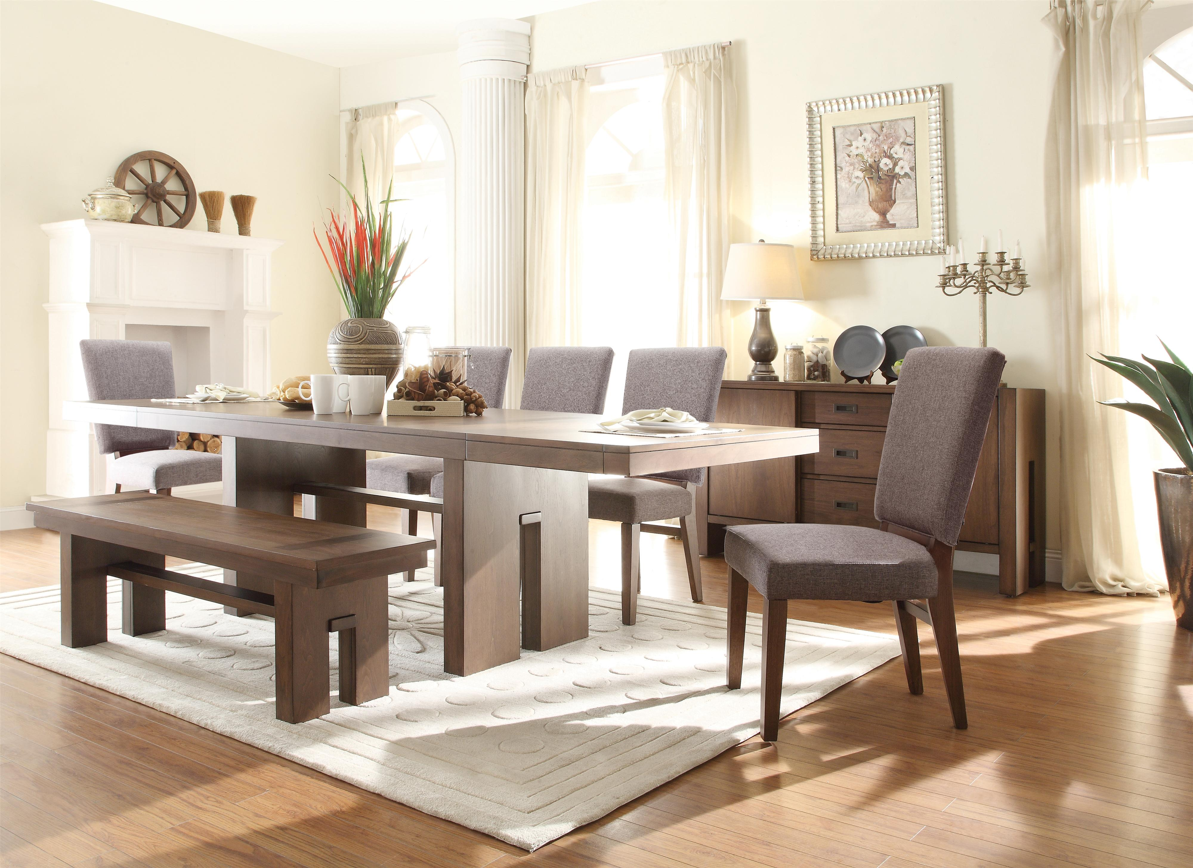 7 pc table chair set7 pc table chair set by riverside furniture wolf and gardiner. beautiful ideas. Home Design Ideas