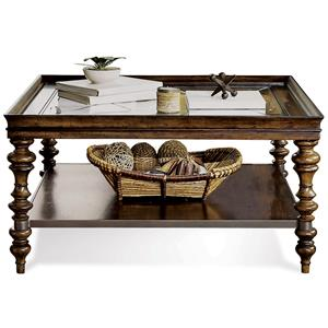 Riverside Furniture Windermier Square Coffee Table