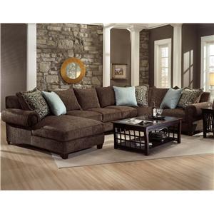 Robert Michael Rocky Mountain Sofa Sectional