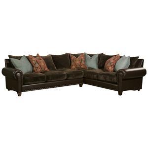 Robert Michael Utah  Sectional Sofa