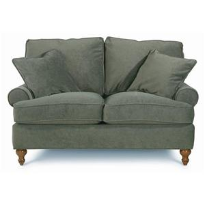 FB Home Cindy Upholstered Love Seat