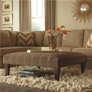 Rowe Chairs and Accents Griffin Ottoman