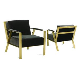 Rowe Chairs and Accents Bergen Chair