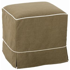 Rowe Chairs and Accents Parker Ottoman