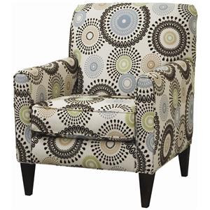 Rowe Chairs and Accents Willet Chair