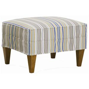 Rowe Chairs and Accents Ellery Ottoman