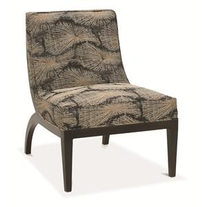 Rowe Chairs and Accents Sydney Armless Accent Chair