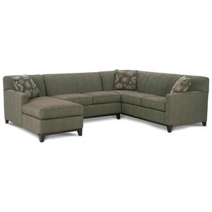 Rowe Martin 3-Piece Sectional