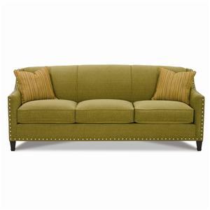 Rowe Rockford Traditional Upholstered Sofa