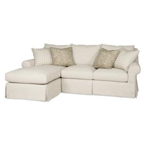 Sam Moore Carson Two Piece Sectional Sofa