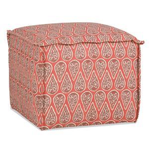 Sam Moore Vera Cube Ottoman