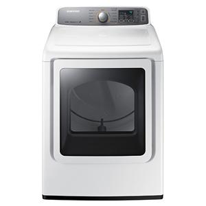 Samsung Appliances Electric Dryers 7.4 cu. ft. Electric Front Load Dryer