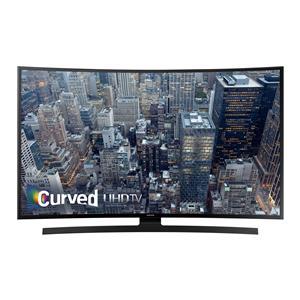 "Samsung Electronics Samsung LED TVs 2015 65"" 4K UHD JU6700 Curved TV"