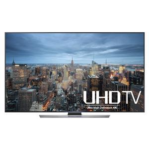 "Samsung Electronics Samsung LED TVs 2015 4K UHD JU7100 Series Smart TV - 55"""