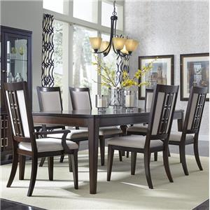 Samuel Lawrence Brighton Dining Table Set