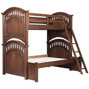 Samuel Lawrence Expedition Youth Twin/Full Bunk Bed