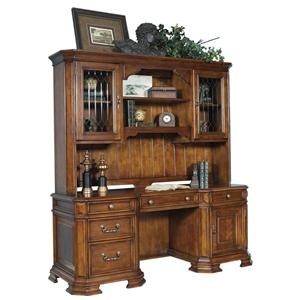 Samuel Lawrence Madison Computer Desk and Hutch