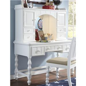 Kidz Gear Campbell Desk with Hutch