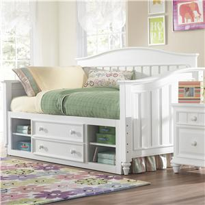 Samuel Lawrence SummerTime Youth Day Bed with Storage