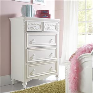 Kidz Gear Eleanor Drawer Chest