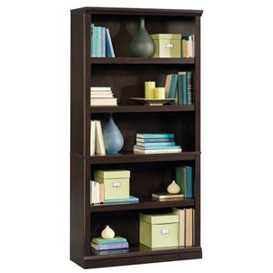 Sauder Bookcases 5-Shelf Bookcase