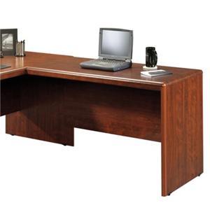 """Sauder Cornerstone 48"""" Executive Desk Return"""