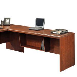 """Sauder Cornerstone 65"""" Desk Return"""