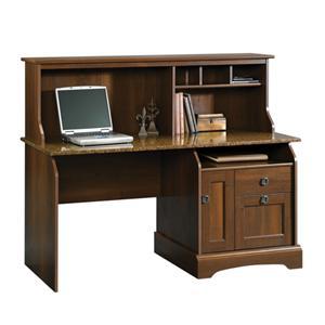 Sauder Graham Hill Computer Desk with Hutch