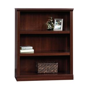 Sauder Home Office Three-Shelf Bookcase