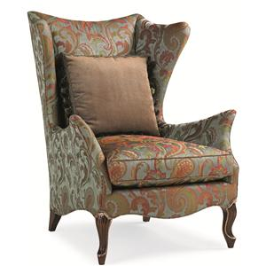 Beautiful Wing Chair