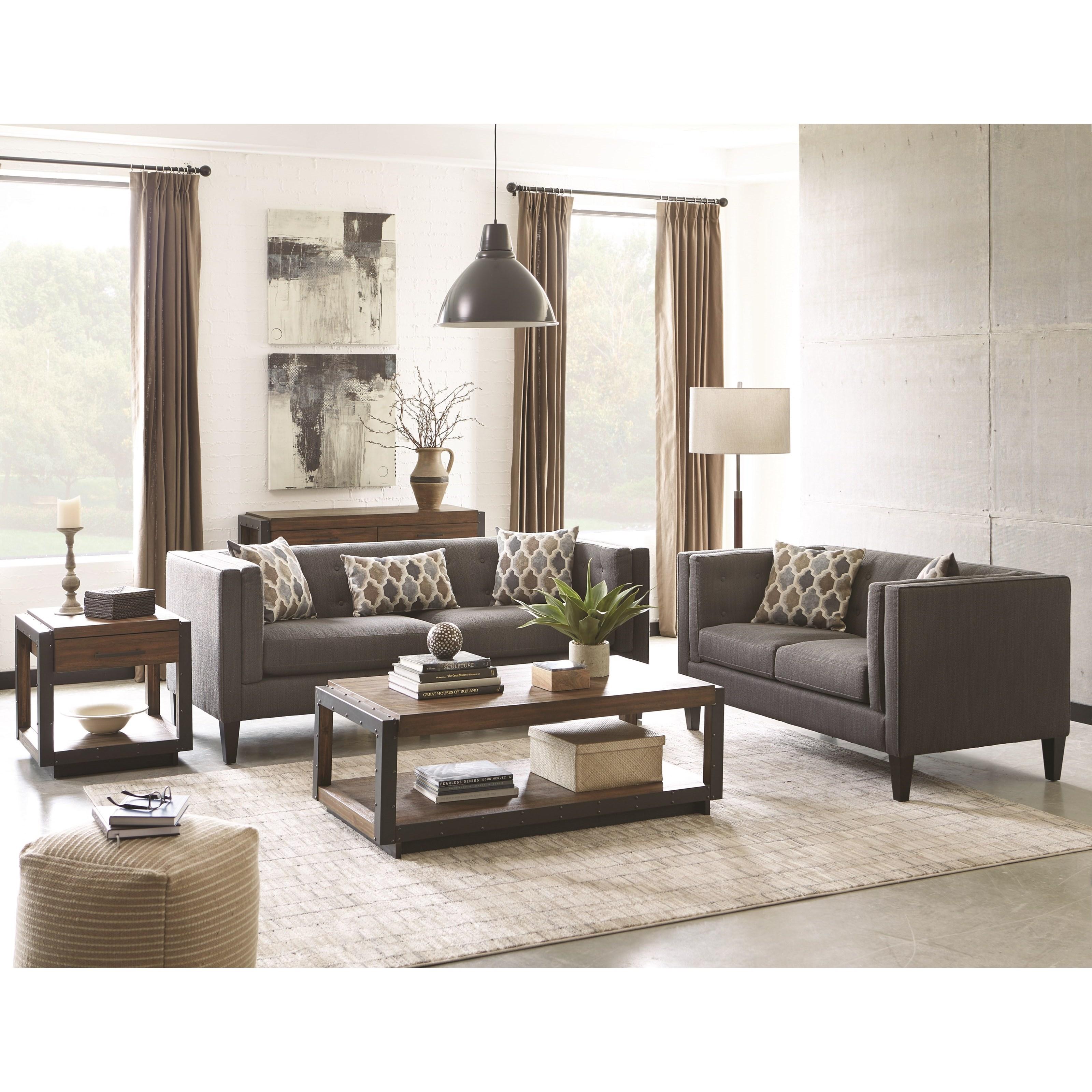 Sawyer Living Room Group