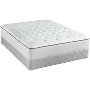 Sealy Posturepedic Classic Fernie Queen Cushion Firm Mattress