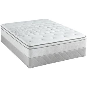 Sealy Posturepedic Classic Carrboro Twin Cushion Firm Euro Top Mattress