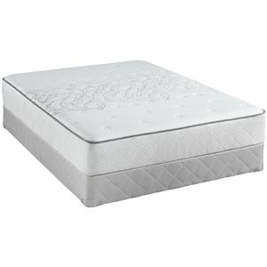 Sealy Posturepedic Classic Carrboro Twin Firm Mattress Set