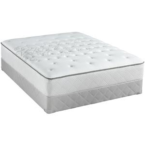 Sealy Posturepedic Classic Grove City Twin Plush Mattress Set
