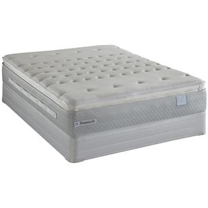 Sealy Posturepedic Pentathlon Queen Firm EPT Mattress Set