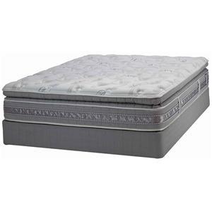 Serta Bellagio at Home Rinnovare  Queen Super Pillow Top Mattress